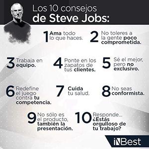 Mensaje Steve Jobs